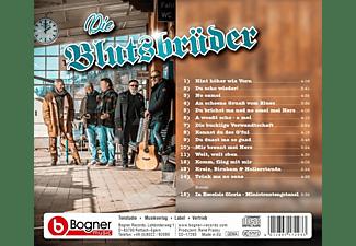 Die Blutsbrüder - Hint höher wia Vorn  - (CD)