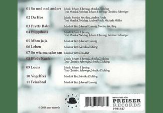 Monika Zöchling - So und ned anders  - (CD)