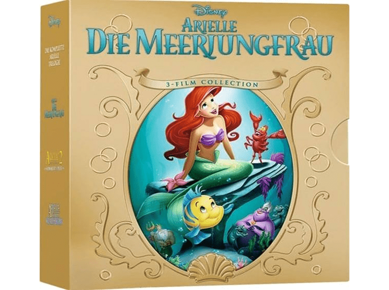 Disney - Arielle Trilogie - (CD)