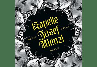 Josef Kapelle Menzl - Menzl dreht durch  - (CD)