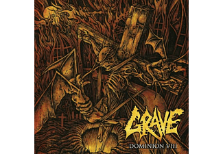 Grave - Dominion VIII (Re-issue 2019) - (CD)