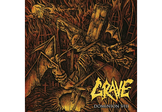 Grave - Dominion VIII (Re-issue 2019) - (Vinyl)