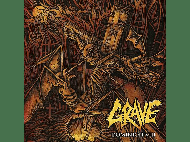 Grave - Dominion VIII (Re-issue 2019) [Vinyl]