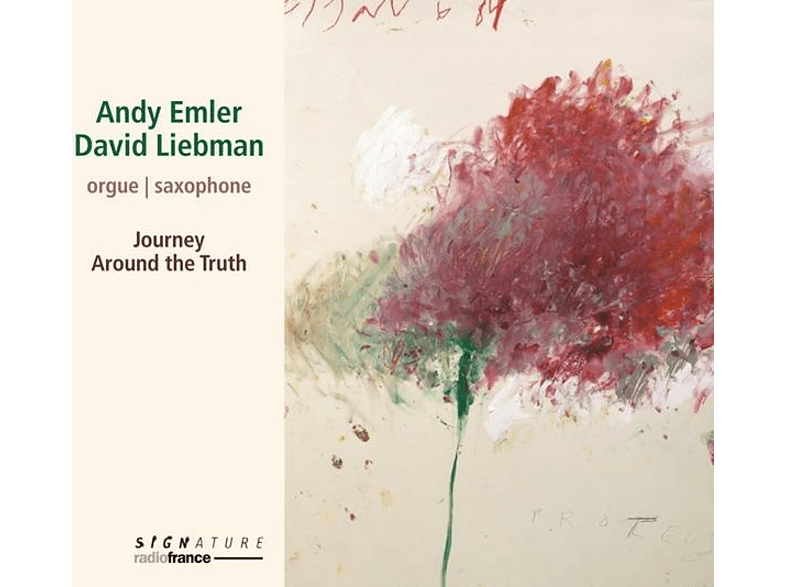 Emler,Andy/Liebman,David - Journey around the Truth [CD]