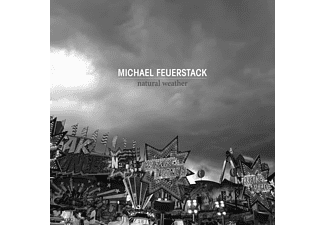 Michael Feuerstack - Natural Weather (180gr./White Vinyl) - (Vinyl)