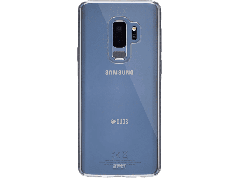 ARTWIZZ NOCASE , Backcover, Samsung, Galaxy S10, Thermoplastisches Polyurethan, Transparent