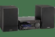KENWOOD M-819DAB Kompaktanlage (CD, USB, Schwarz)