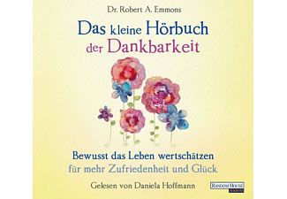 Daniela Hoffmann - DAS KLEINE HÖR-BUCH DER DANKBARKEIT  - (CD)