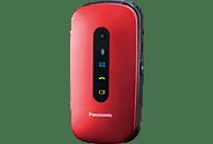 """PANASONIC KX-TU 456 EXRE/RED/2,4"""" Rot, Handy"""