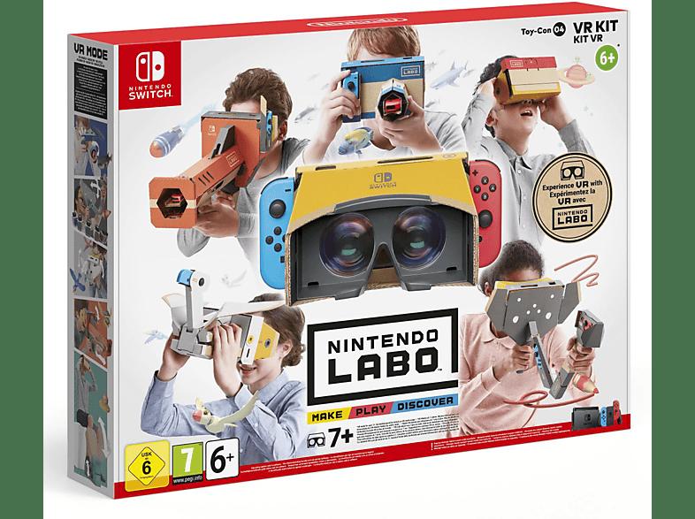 Nintendo Labo: Toy-Con 04 VR-Set [Nintendo Switch]