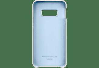 SAMSUNG Silicone Cover, Backcover, Samsung, Galaxy S10e, Weiß