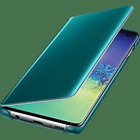 SAMSUNG Clear View Cover , Bookcover, Samsung, Galaxy S10, Grün