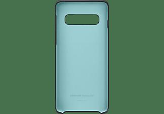 SAMSUNG Silicone Cover, Backcover, Samsung, Galaxy S10, Schwarz