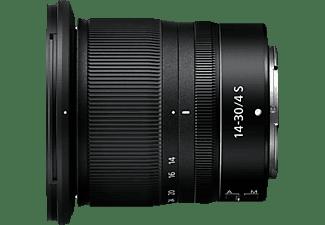 NIKON Z 14 mm - 30 mm f/4 FX, STM, N, ED, AS (Objektiv für Nikon Z-Mount, Schwarz)