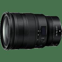NIKON Z 24 mm-70 mm f/2.8 FX, IF (Objektiv für Nikon Z-Mount, Schwarz)
