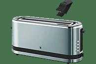 WMF 0414120061 KÜCHENminis Toaster Metallic Blue (900 Watt, Schlitze: 1)