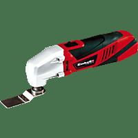 EINHELL TC-MG 220/1 E Multifunktionswerkzeug, Schwarz/Rot/Silber
