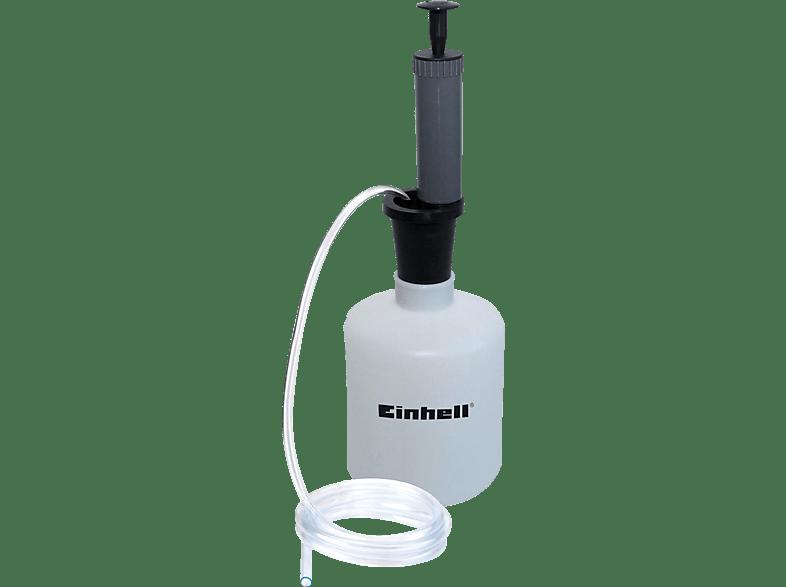 EINHELL Benzin- und Öl Absaugpumpe, Weiß/Grau/Schwarz