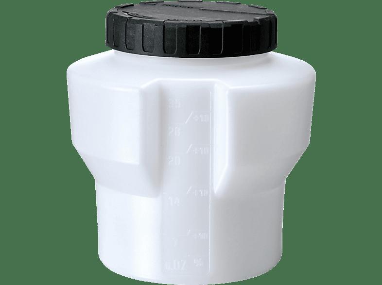 EINHELL Farbsprühsystem-Zubehör 1000 ml Farbsprühaufsatz, Schwarz/Weiß