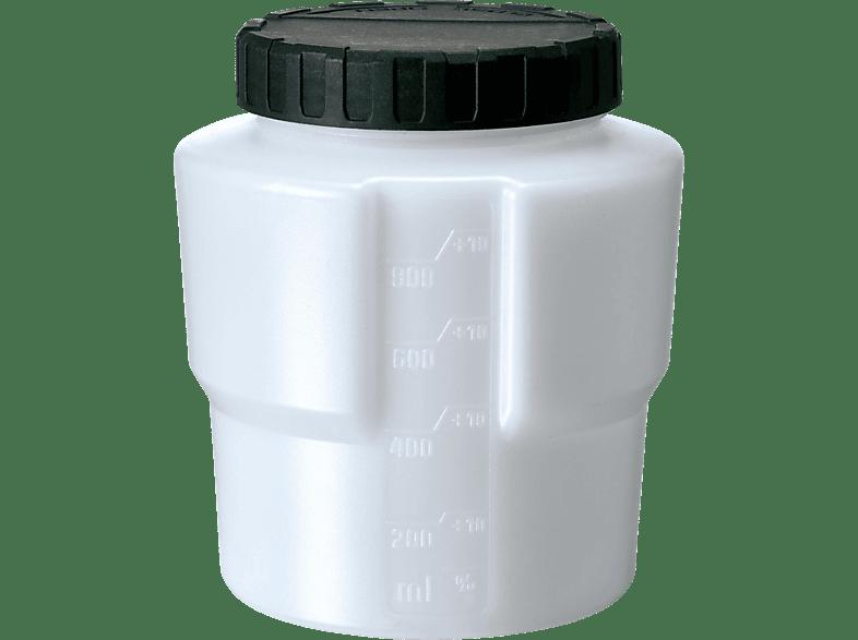 EINHELL Farbsprühsystem-Zubehör 800 ml Farbsprühaufsatz, Schwarz/Weiß