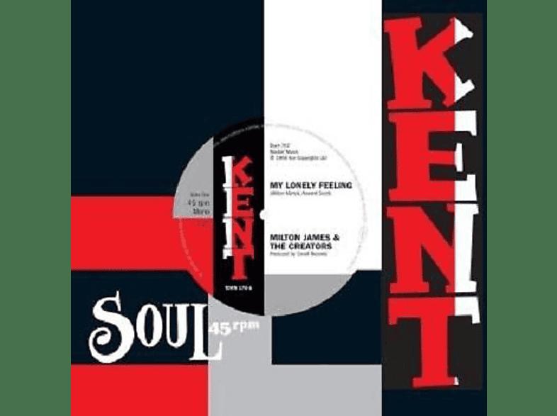 Milton James, The Creators, Kenard - Lonely Feeeling [Vinyl]