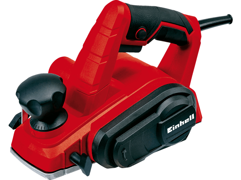 EINHELL TC-PL 750 Elektrohobel, Schwarz/Rot