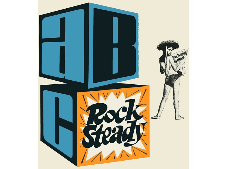 VARIOUS - ABC Rock Steady (Expanded 2CD w/43 Bonustracks) [CD]