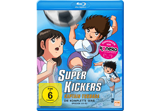 Captain Tsubasa-Superkickers Gesamt 1-52 Blu-ray