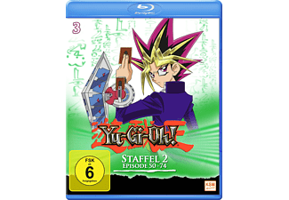 Yu-Gi-Oh!-Staffel 2.1: Episode 50-74 Blu-ray