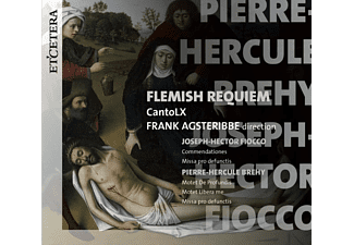 Frank/cantolx Agsteribbe - Flemish Requiem  - (CD)