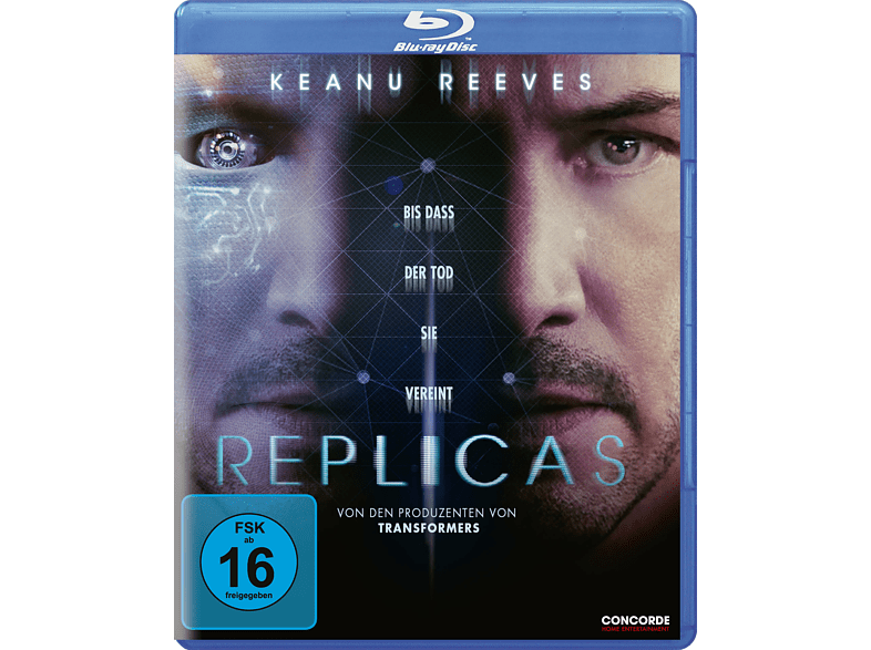 Replicas/BD [Blu-ray]