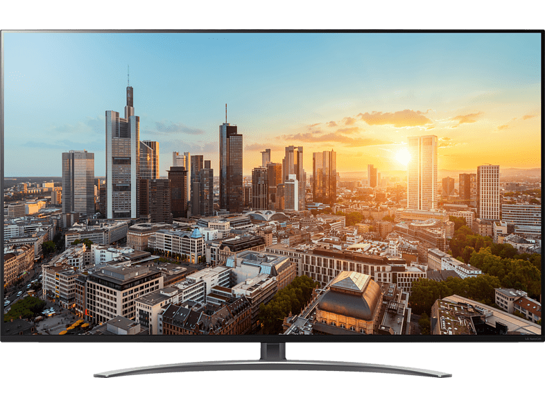 LG 55SM86007LA NanoCell TV Smart TV (Flat, 55 Zoll/139 cm, UHD 4K, SMART TV, webOS 4.5 (AI ThinQ))