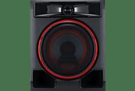 LG CL65 XBOOM Kompaktanlage (USB, CD, Schwarz)