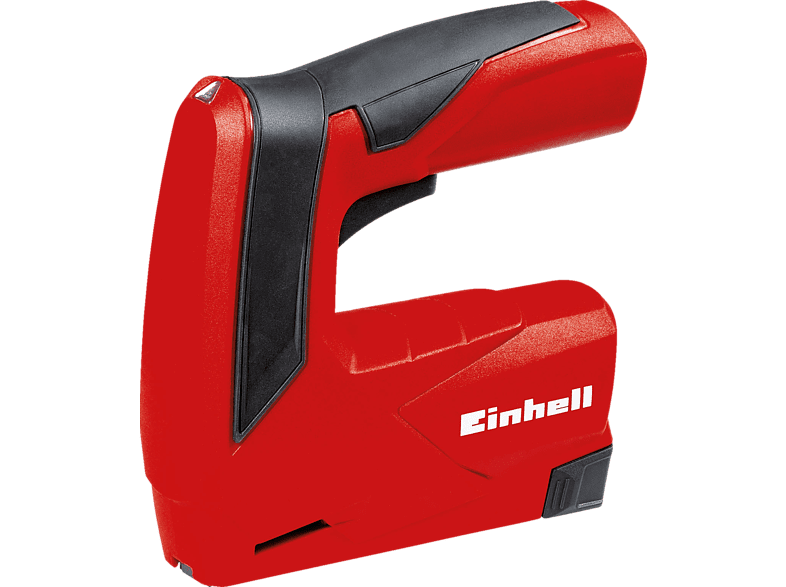 EINHELL TC-CT 3,6 Li Akku Tacker, Schwarz/Rot