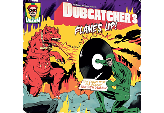 DJ Vadim - Dubcatcher III: Flame's Up LP