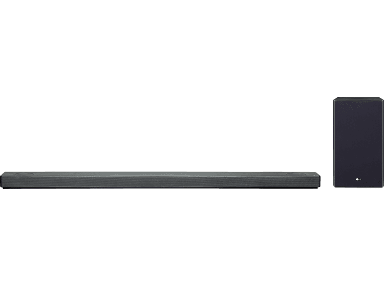 LG SL10YG, Soundbar, Schwarz