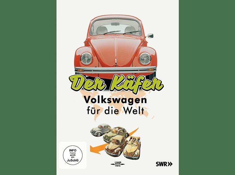 DER KÄFER - EIN VOLKSWAGEN FÜR DIE WELT [DVD]