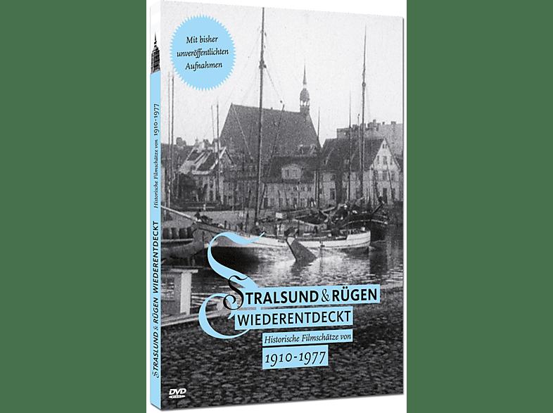 STRALSUND & RÜGEN WIEDERENTDECKT 1910-1977 [DVD]