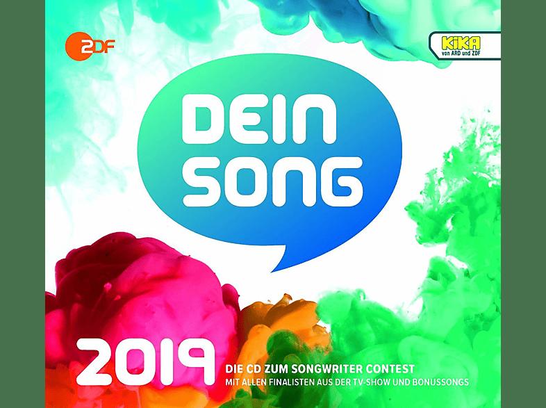 VARIOUS - Dein Song 2019 [CD]