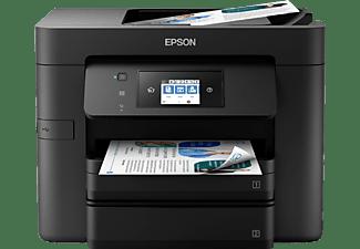 Impresora multifunción - EPSON WorkForce Pro WF-4730DTWF, 20ppm doble cara, Pantalla táctil, Wi-Fi