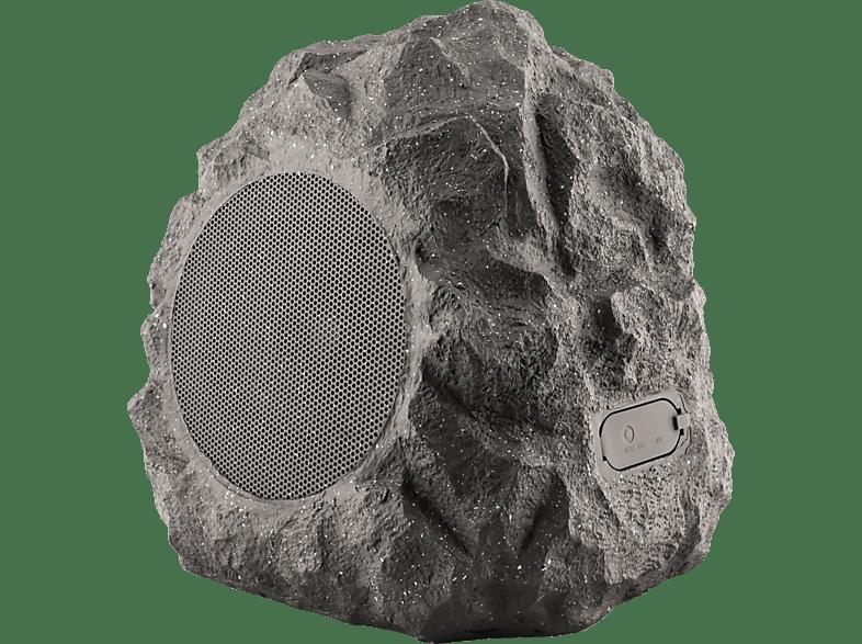 CALIBER HSB407BT Bluetooth Lautsprecher, Grau, Wasserfest