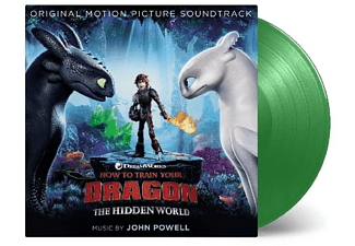VARIOUS - How To Train Your Dragon 3 (ltd.grünes Vinyl) - (Vinyl)