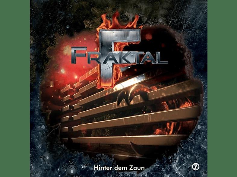 Fraktal - Folge 7-Hinter Dem Zaun - (CD)