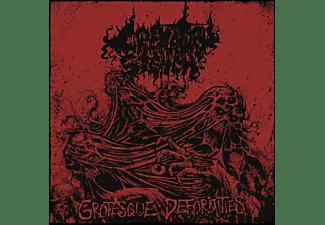 Crematory Stench - Grotesque Deformities  - (CD)