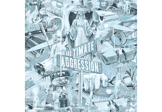 Year Of The Knife - Ultimate Aggression - (CD)