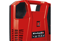 EINHELL TC-AC 190/8 OF Set Kompressoren-Set, Schwarz/Rot