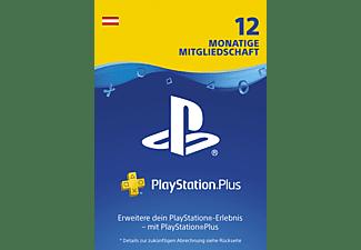 PlayStation Plus Mitgliedschaft 12 Monate - PS4 Download Code - österreichisches Konto PlayStation 4