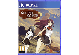 PS4 - WorldEnd Syndrome: Day 1 Edition /D/F
