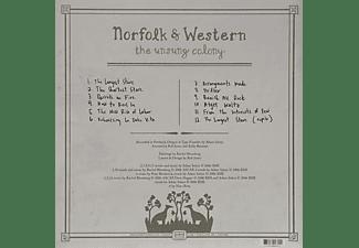 Norfolk & Western - The Unsung Colony  - (Vinyl)