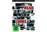 Major Crimes - Staffel 6 [DVD]